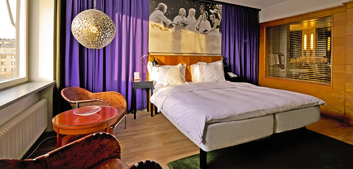 Rock this way: 'Note' worthy hotels for music fans who like to march to their own beat