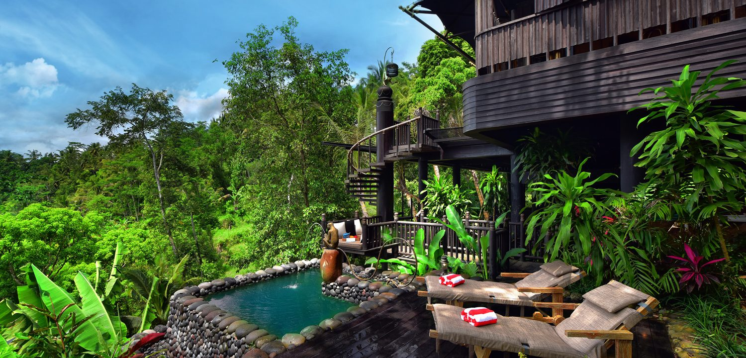 Spa treatments inspired by the lunar cycle shine brightly among the offerings from Bali's Capella Ubud