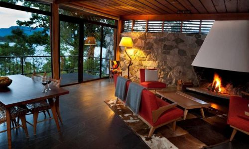 These 5 far-flung lodges are the best way to be a castaway with benefits