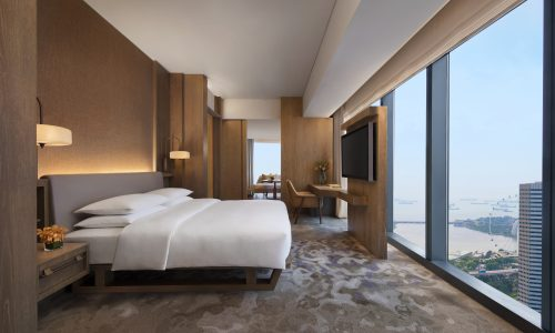 Sleek and sexy Andaz Singapore rises above the rest