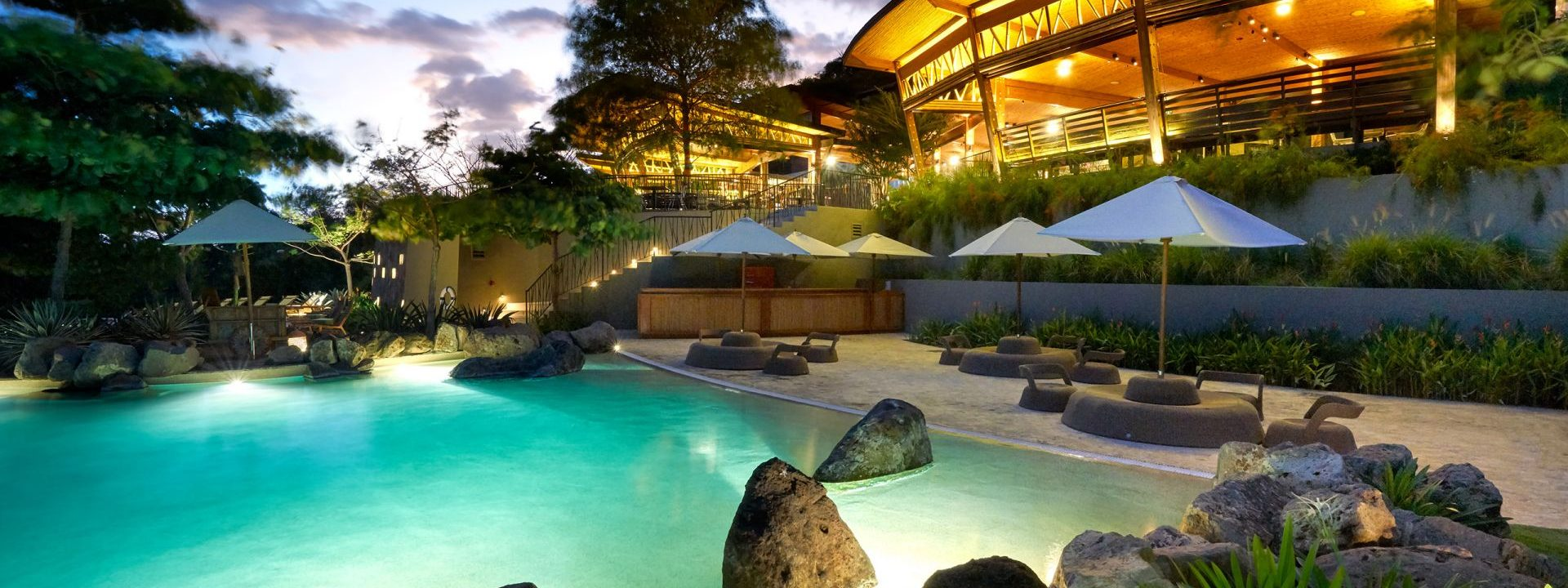 Andaz Costa Rica at Peninsula Papagayo is a chic celebrity sanctuary