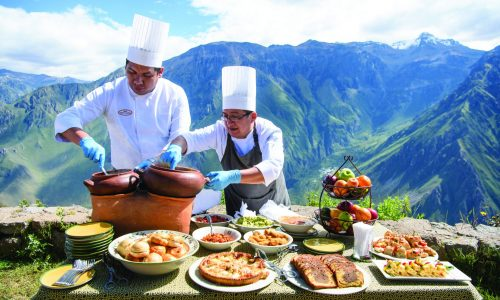 Sink your teeth into these gourmet gastronomic getaways with Belmond hotels