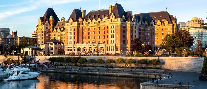 50 best hotels in Canada