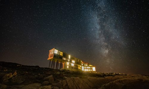Star struck at Fogo Island Inn: Astronomical adventure added to the Inn's autumn activities