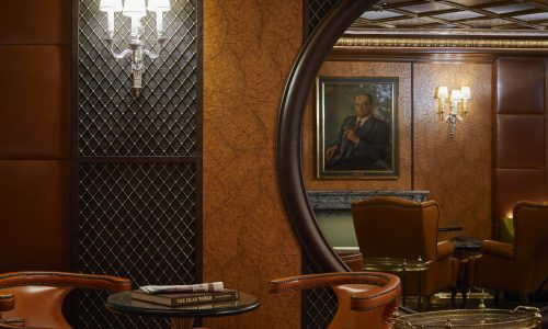 Smoke 'em if you've got 'em at Kempinski Munich's new cigar lounge