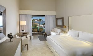 A Junior Suite at Paradisus Los Cabos, a Leading Hotel of the World