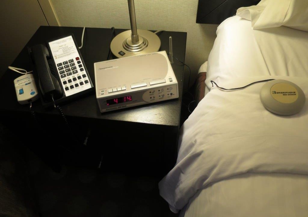 How to make a hotel room accessible for every guest