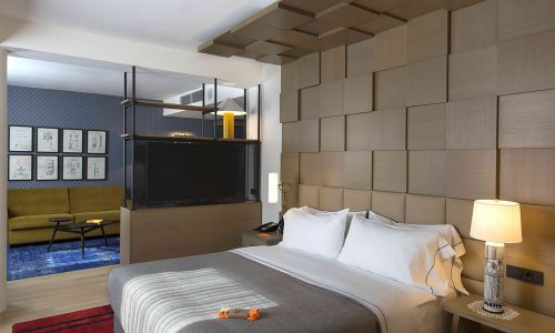 Hilton opens its first Canopy hotel in continental Europe