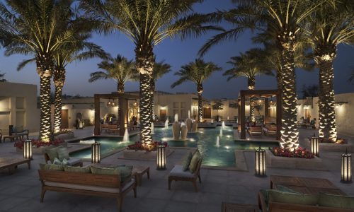 Luxury hotel Souq Al Wakra Hotel Qatar opens in up-and-coming neighborhood