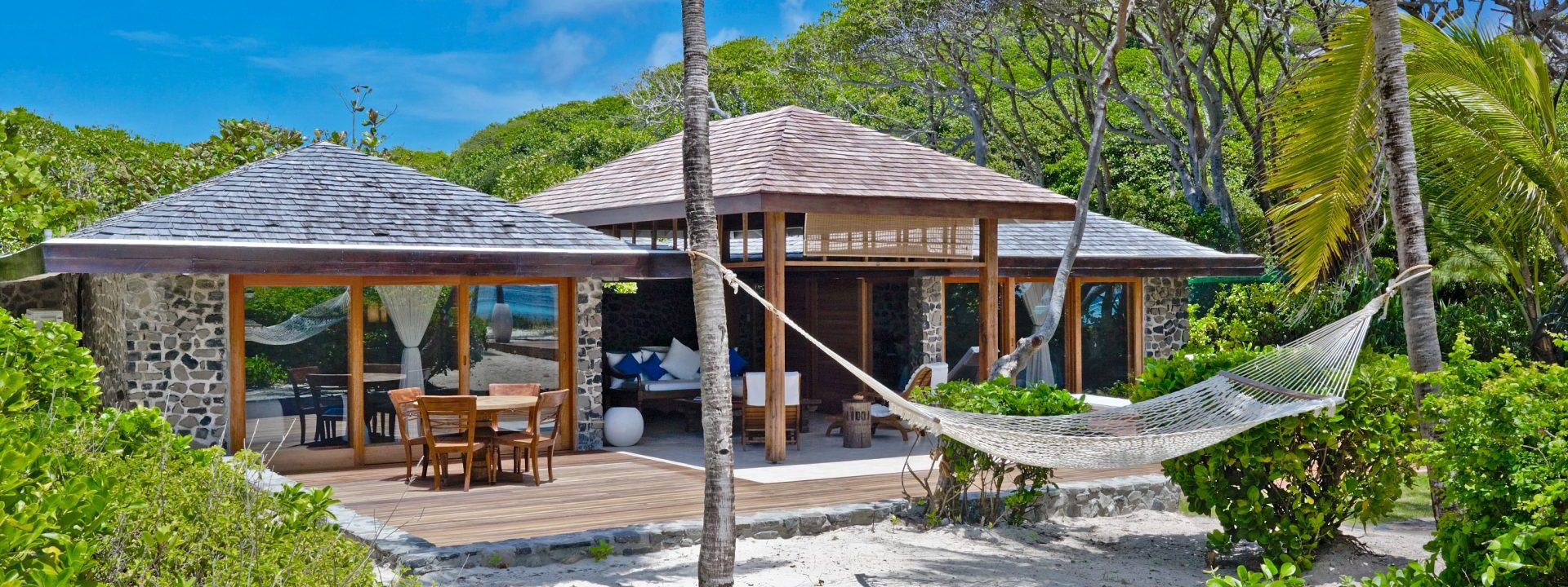 Privacy and pampering are the name of the game at Petit St. Vincent