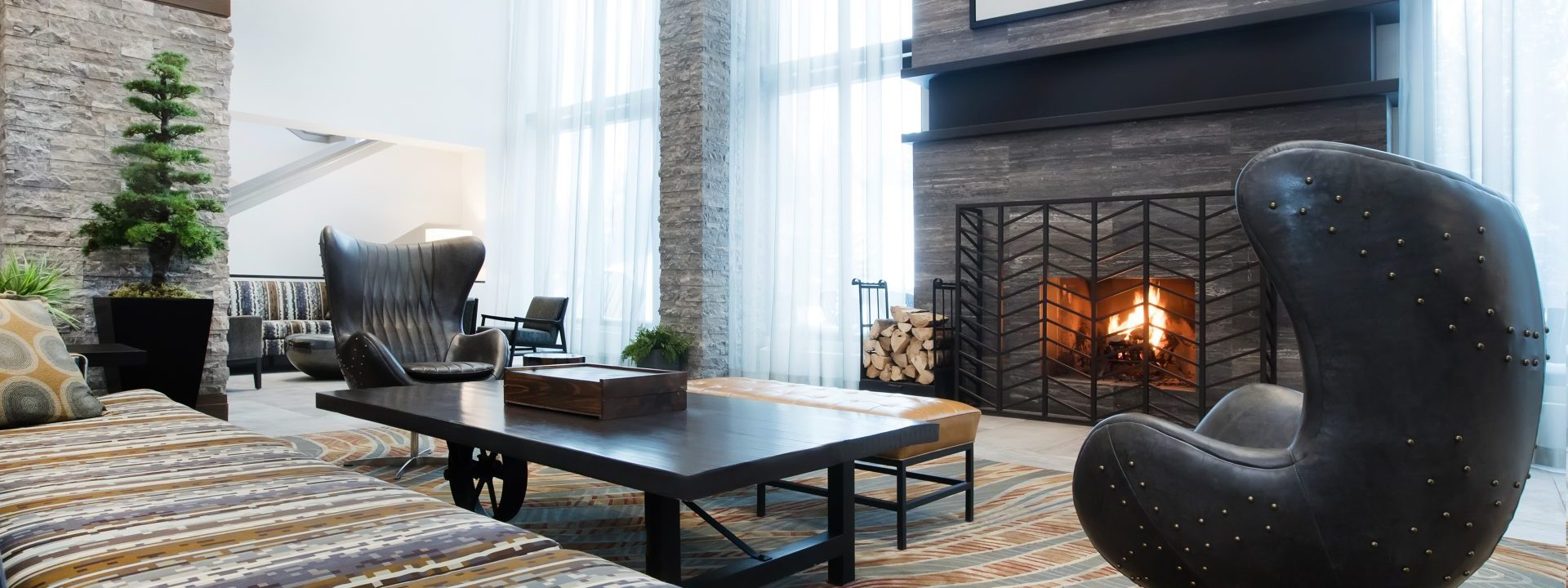 Hotels for the holidays in Canada's Rocky Mountains