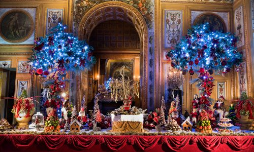This once in a lifetime holiday experience comes courtesy of La Réserve Paris