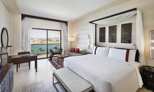 Marriott opens its first Luxury Collection hotel in Jordan, Al Manara