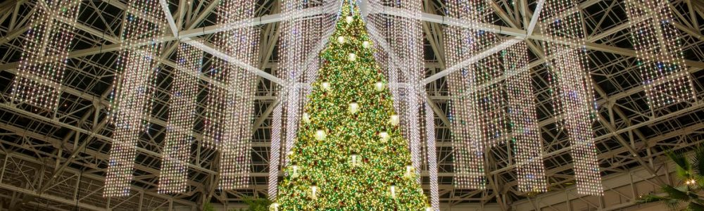 Go big or go home—Hotels that celebrate Christmas on a grand scale