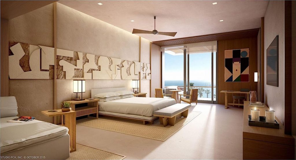 East meets west at the Robert DeNiro/Nobu Matsuhi property, Nobu Hotel Los Cabos