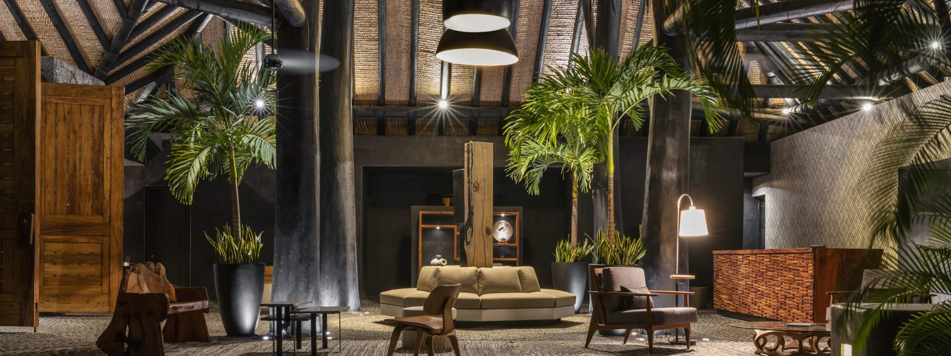 The chic Thompson Zihuatanejo is now open and it's looking fine
