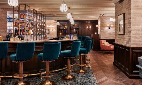 5 Paris hotel bars to see and be seen in