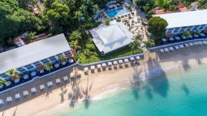 Fairmont Royal Pavilion in Barbados
