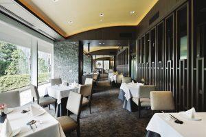 Restaurant at Capitol Hotel Tokyu Tokyo