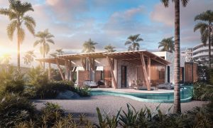 New Photo courtesy of Dreams Macao Beach Punta Cana hotel, set to open early 2020, beautiful villa