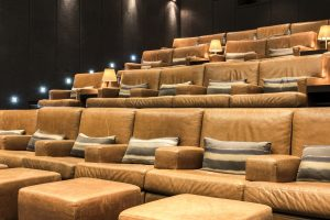 Hazelton Hotel Toronto Screening Room