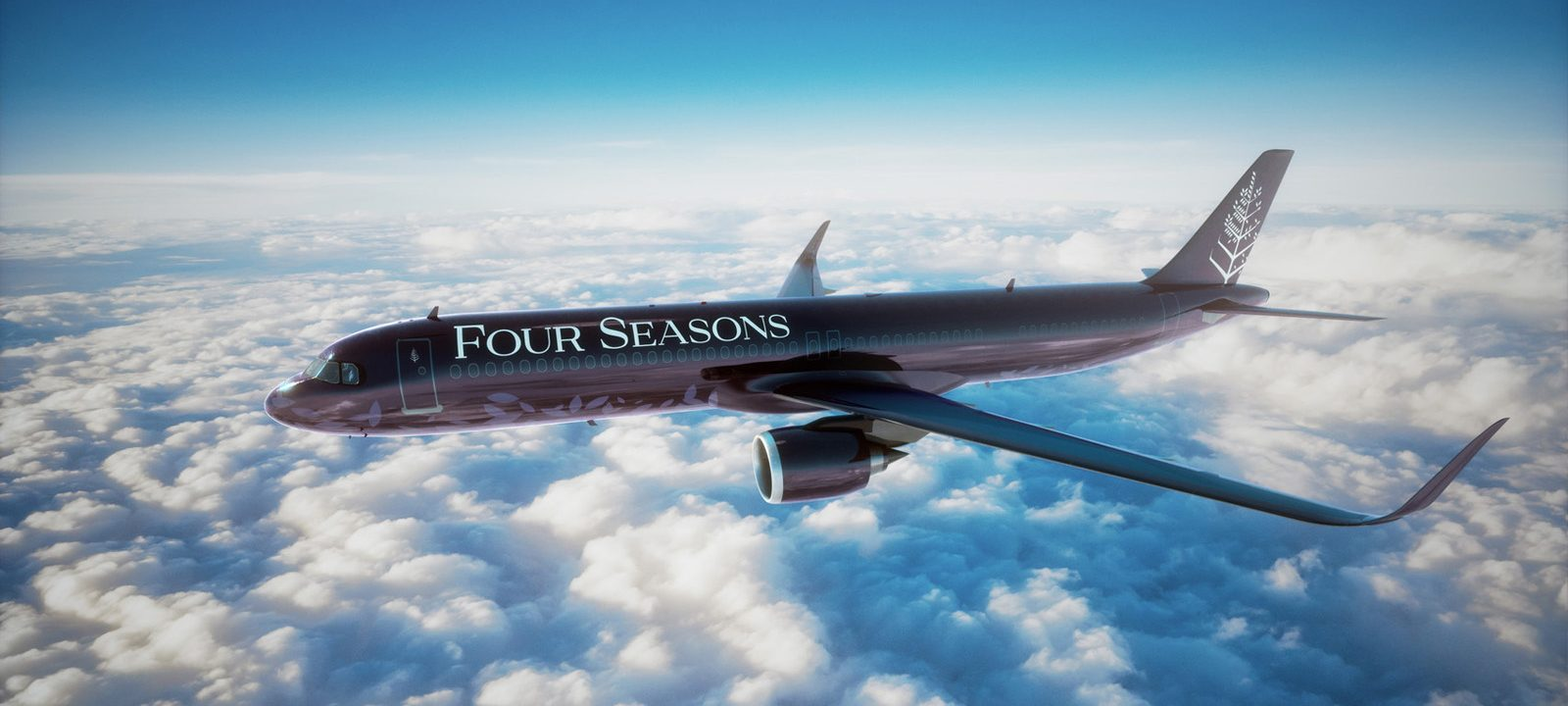 Four Seasons Private Jet takes flight with a brand-new plane
