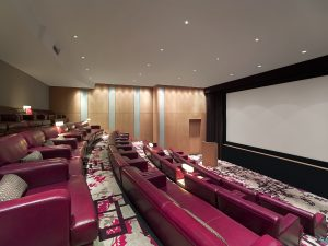 Shangri-La Hotel Toronto Screening Room