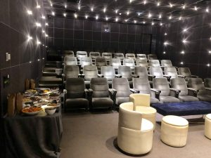 Thompson Hotel Toronto Screening Room