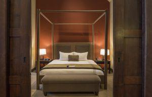 Bedroom 325 at Nita Lake Lodge in Whistler, BC Canada