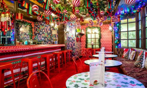 Meet the ho-ho-ho-hotels that take holiday festivities to the next level