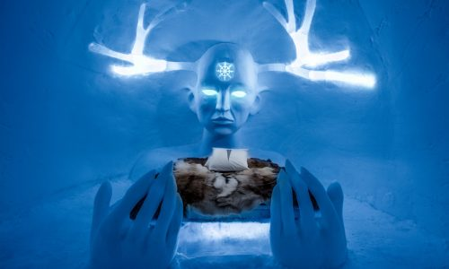World's first ice hotel opens for its 30th season