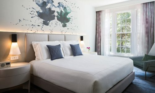 Kimpton Lorien Hotel gives you a 'ta-dah' moment when you step inside