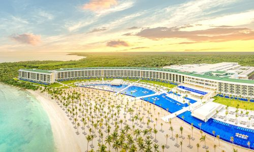 Grown-up fun in the sun: The sparkling new Barcelo Maya Riviera is a playground for adults