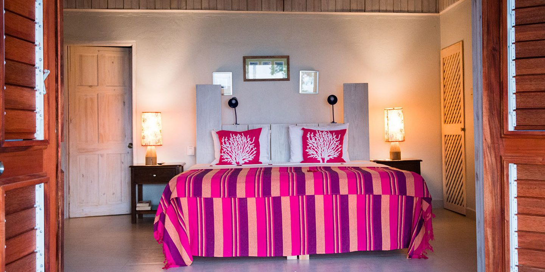 Both offbeat and off-the-beaten path, this Jamaica hotel is a bit Jimi Hendrix, a bit Antoni Gaudi